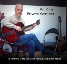 DVD Private Sessions